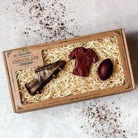 Rugby Lovers Chocolate Gift Box