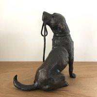 Limited Edition Bronze Labrador, 8th Anniversary Gift