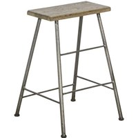 Industrial Vintage Dutch Counter Stool