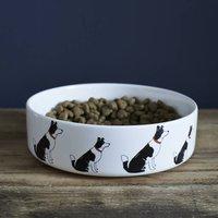 Border Collie Dog Bowl