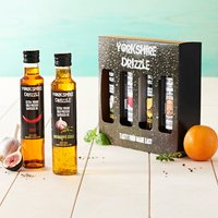 Rapeseed Oil And Balsamic Vinegar Gift Set