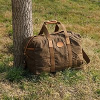 Continental Style Water Repellent Weekend Bag
