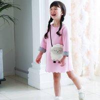 Little Lamb Pocket Dress