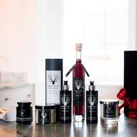 Luxury Award Winning Gin, Truffles And Treats Hamper