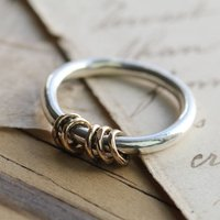 50th Birthday Milestone Ring