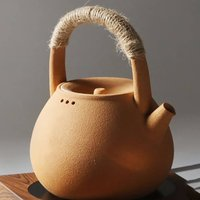 Pottery Teapot Kettle
