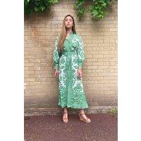 Isobel Green Dress