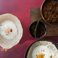 Sri Lankan Hoppers And Arrack Cocktails Hamper Kit