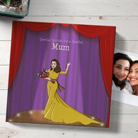 'Special Quotes For Mum' Personalised Book
