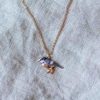 Blue Tit Necklace