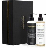 Fig And Vanilla Hand Wash And Cream Gift Set