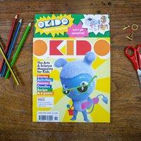 Okido Magazine Issue 51 Holidays