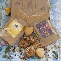 Chai Tea And Cookies Gf And Vegan Tea Time Box