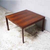 1970s Danish Rosewood Coffee Table