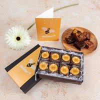 Bee Mine' Gluten Free Luxury Brownie Gift