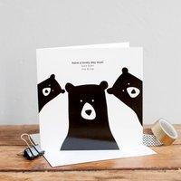 Build Your Own Mum Bear Card