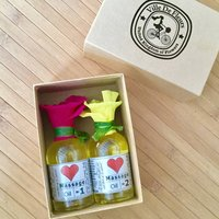 Massage And Body Oils || Pampering Skincare Gift Set