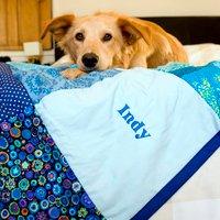 Personalised Cat / Dog Pet Blanket