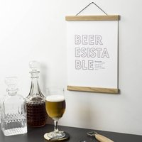 Witty Beer Definition Print
