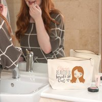 Personalised Make Up Bag For Her