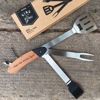 Personalisable BBQ Multi Tool