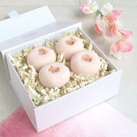 Pink Gin Bath Truffles Gift Set