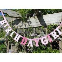 Birthday Girl Bunting