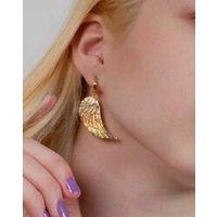Rainbow Angel Earrings