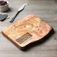 Personalised Wooden Cheeseboard