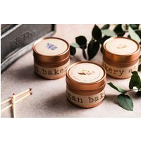 Bakery Edition Candle Set Made With Natural Ingredients