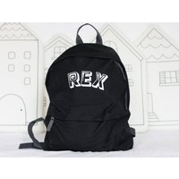 Personalised Kids Name Back Pack