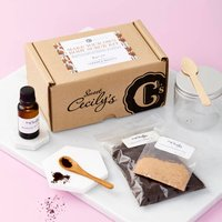 Make Your Own Body Scrub Kit