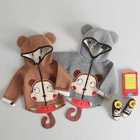 3D Monkey Hoodie