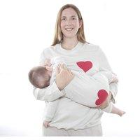 Breastfeeding Pyjama With Matching Baby Romper