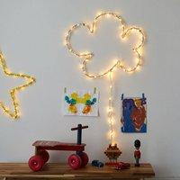 Pom Pom Cloud Bedroom Light