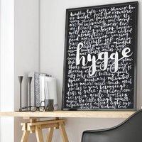 Hygge Fine Art Poster Print
