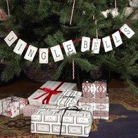 Jingle Bells Christmas Bunting