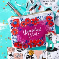 'Unresolved Issues' Pouch