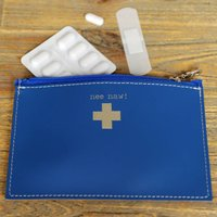Undercover First Aid Wallet, Black/Cool Grey/Grey