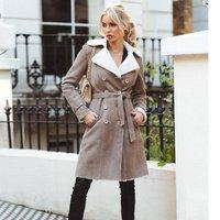 The Middleton Shearling Jacket