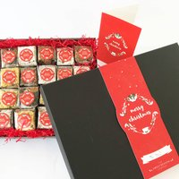 Ultimate Christmas Vegan Brownie Gift Box