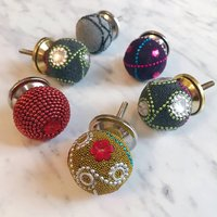 Decorative Fancy Set Of Drawer Knobs