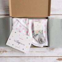 Letter Box Baby Gift Set