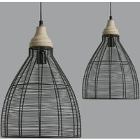 Zadie Grey Pendant Light