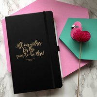 Personalised Hen Do Notebook
