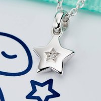 Kirsty Diamond Necklace