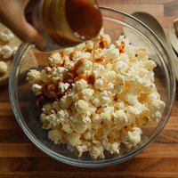 Make Your Own Caramel Popcorn Kit