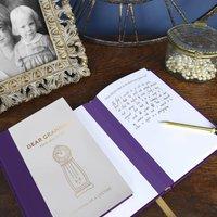 Timeless Collection 'Dear Grandma' Memory Journal