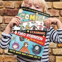 Me Comic! Personalised Comic Book For Children