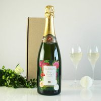 Personalised Hen Party Champagne